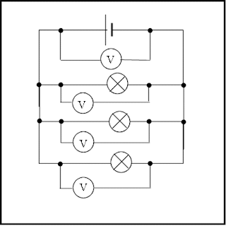 parallel circuit is more like current